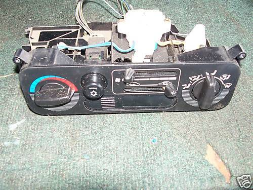 94-95-96 colt/mirage/summit temperature control unit