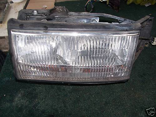 94-95-96 deville left side headlight assembly
