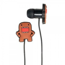 Domo: Domo Kun Logo Ear Buds Earphones Brand NEW! - $12.99