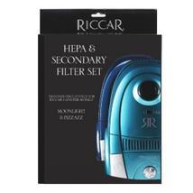 Riccar HEPA & Secondary Filter Set for Moonlight & Pizzazz - RF13 - $28.95