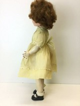 "Vintage Madame Alexander Winnie Walker ( Cissy face) 25"" Tall Green Eyes Doll image 2"