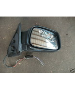 94-97 rodeo right side power mirror GREEN - $41.18