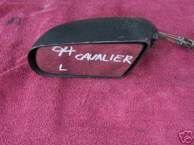 Primary image for 94 Cavalier Left Side View Mirror (cable)
