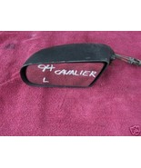 94 Cavalier Left Side View Mirror (cable) - $13.73