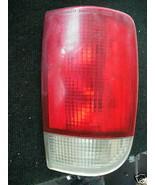 95-05 blazer right side taillight assembly - $13.73