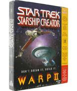 Star Trek: Starship Creator Warp II [Hybrid PC/Mac Game] - $19.99
