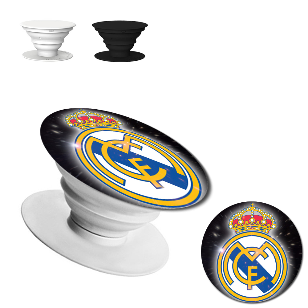 Real Madrid Pop up Phone Holder Expanding Stand Grip Mount popsocket #7