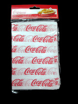 Coca-Cola  Set of 24 Snack Lunch Serving Basket Liners- BRAND NEW - $6.19