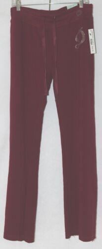 Dodo Wine Drawstring Jogging Pants Size Extra Large DWP 2201