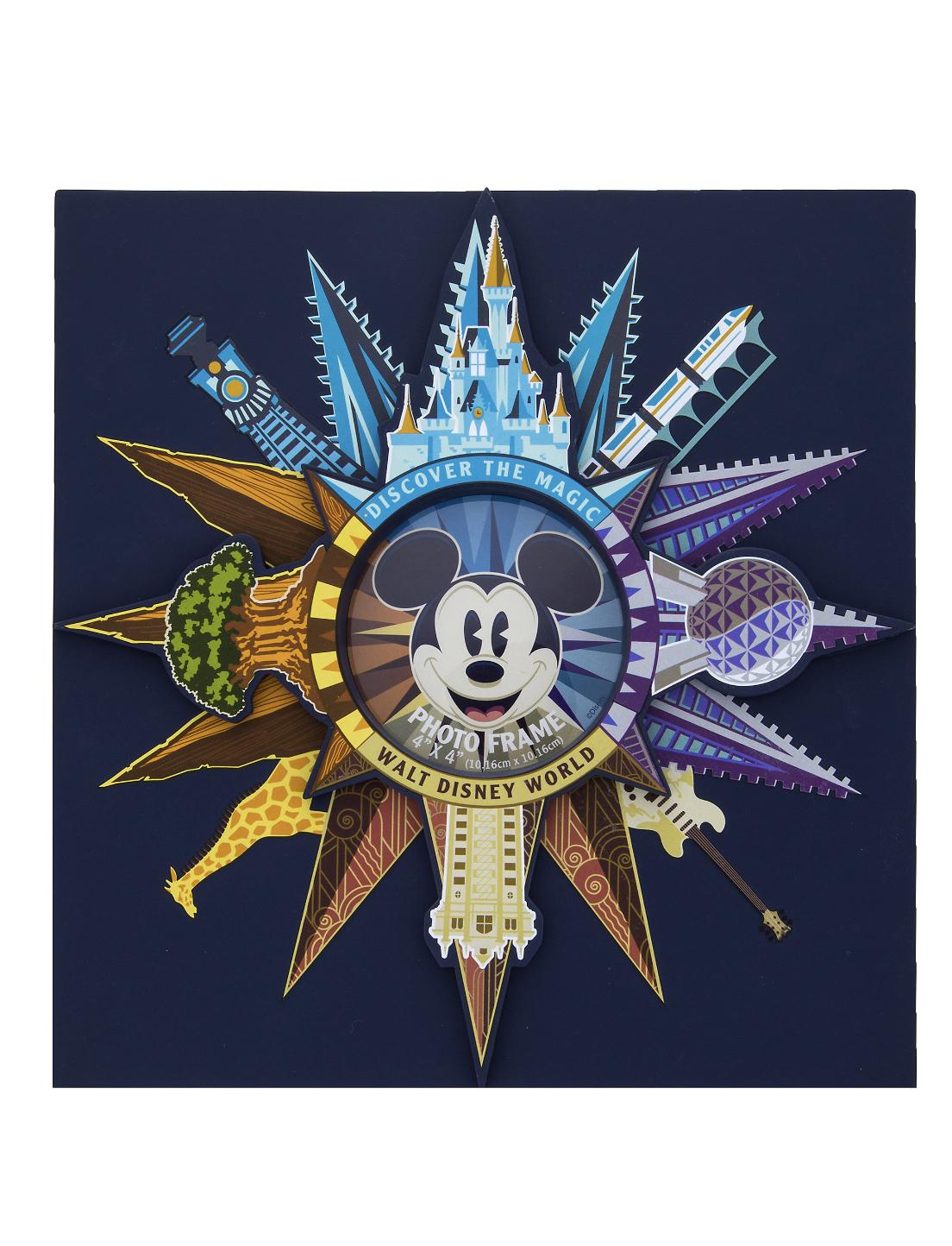 Walt Disney World Mickey Mouse Four Parks and 12 similar items