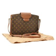 LOUIS VUITTON Monogram Courcelles Shoulder Bag M51375 LV Auth cr035 **St... - $540.00