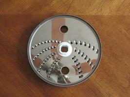 KitchenAid Food Processor Med/Fine Shredding Disc Blade Rev Replacement ... - $7.99