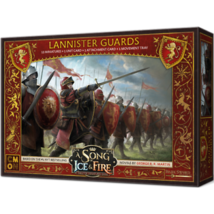 A Song of Ice & Fire Lannister Guards Miniatures Game ASOIAF Tabletop CM... - $27.50