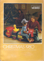 MONTGOMERY WARD Christmas Catalog for 1980 WARDS - $35.50