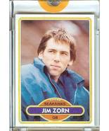 1980 jim zorn seattle seahawks proof color key football 1/1 rare - $199.99