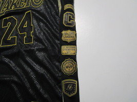 KOBE BRYANT / HALL OF FAME / AUTOGRAPHED L. A. LAKERS COMMEMORATIVE JERSEY / COA image 6
