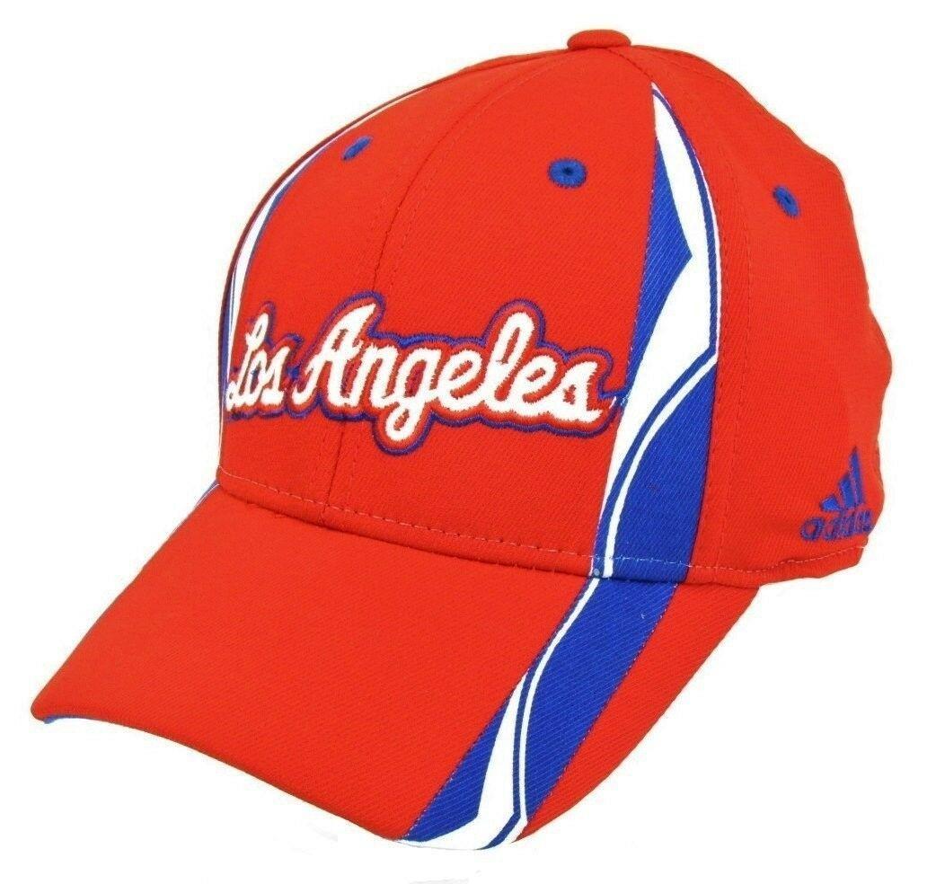 adidas Los Angeles Lakers Pro Shape Flex Fit Adult Mens Cap Hat