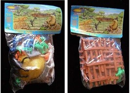 African Safari Playset New Mexican 1990s - $19.99