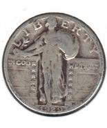 Nice 1929 P Standing Liberty Quarter. - $10.00