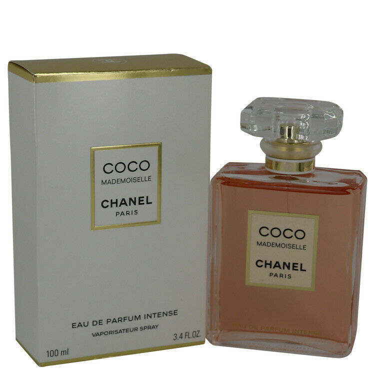 Chanel Coco Mademoiselle Intense Perfume 3.4 Oz Eau De Parfum Spray for women