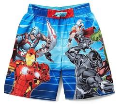 Vengadores Infinity Guerra UPF-50 + Traje de Baño Pantalones Cortos Niño... - $16.76