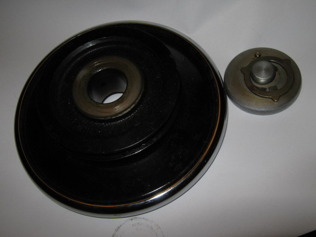 Hand Wheel (Disk) From Montgomery Wards Model 188 Works on Singer 15's & Others