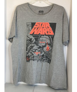 Star Wars Marvel Comics Issue #5 1977 Repro Shirt Adult XL Hans Solo Che... - $17.81