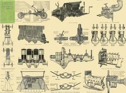 1917 Ford Car Truck Fordson Tractor Restore Model T CD Book Restoration Manual