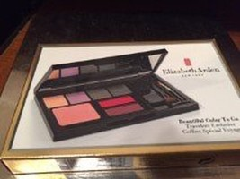 Elizabeth Arden Beauty Color to Go Travelers Exclusive Palette - $24.74