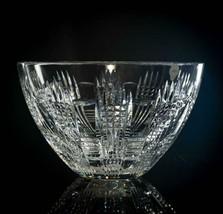 "House of Waterford Crystal Bowl, Dungarvan Pattern, 8"" - $254.95"