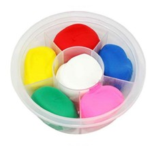 Donerland Honey Clay Mini Pack 6 Colors Set (4 Counts) image 2