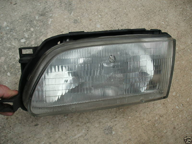 Primary image for 95-96 tercel left side headlight assembly