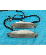 95-97 grand marquis front bumper parklamps left & right - $22.88