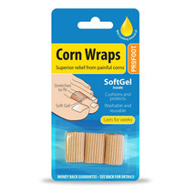 Profoot Softgel Corn Wraps 3 Pack - $3.51
