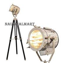 NauticalMart Studio Searchlight With Tripod Floor Lamp  - $199.00