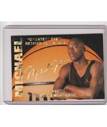 Michael Jordan Special Retirement Card Greatest EVER! - free shipping - $17.99