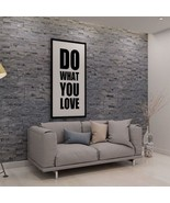 Marble Wall Cladding Panels Black Rustic Interior Covering Wall Decorati... - $49.00