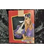 2 - Lenox Hannah Montana Rockin' Holiday Guitar Christmas Ornament - bra... - $4.99