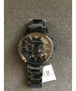 Armani Men's AR2453 Classic Black Stainless Steel Watch - $154.28