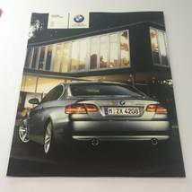 2008 BMW 3 Series Coupe 328i 328xi 335i Dealership Car Auto Brochure Cat... - $9.22