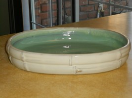 Japanese Bonsai Planter Bowl Signed - $14.99