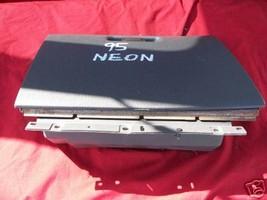 95 Neon Glove Box Cover w/ Latch - $13.68