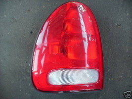 96 00 Caravan/Voyager Left Side Taillight Assembly - $18.30