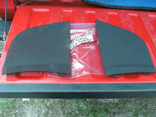 96-00 breeze pair of  door speaker grille covers