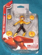 Disney Store Big Hero 6 Go Go Tomago 4 inch Action Figure. Brand New. - $24.20