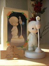 """1992 Precious Moments """"Baby's First Words"""" Figurine  - $30.00"""
