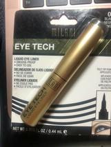 Milani Eye Tech Liquid Eyeliner - 01 Black - $6.83