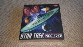 Polar Lights 880 model kit TV Series Star Trek USS Enterprise NCC-1701 1/350 - $311.85