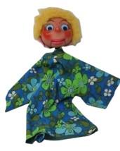 Vintage Pelham Ventriloquist Stick Puppet  Dummy Doll Boggles Rare Find! - $149.99