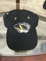 NWOT Missouri Tigers 100% Wool Hat Cap Size 7 New Without Tags Football - $12.86